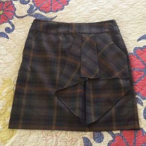 MICHAEL Michael Kors Women's Plaid Skirt